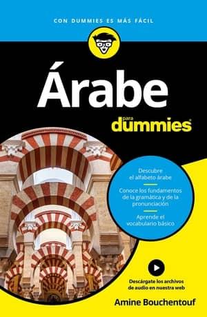 portada del libro árabe para dummies