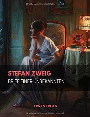 portada del libro Brief einer Unbekannten
