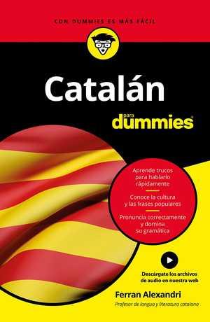 portada del libro catalán para dummies