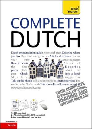 portada del libro complete dutch beginner