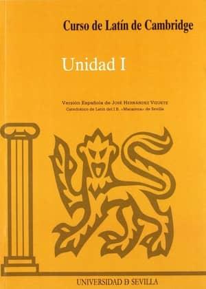 portada del libro curso de latín de Cambridge