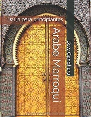 portada del libro darija para principiantes