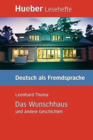portada del libro das wunschhaus