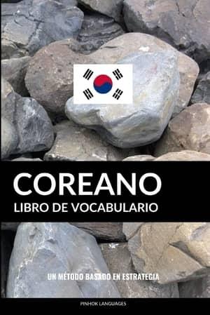 portada del libro de vocabulario coreano