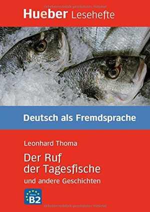 portada del libro der ruf der tagesfische