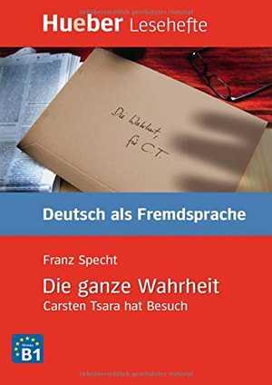 portada del libro die angst und der tod