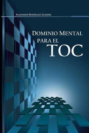 portada del libro dominio mental para el toc