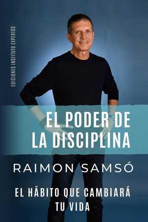 portada del libro el poder de la disciplina