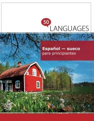 portada del libro español-sueco para principiantes