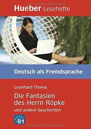 portada del libro Fantasien Herrn Röpke