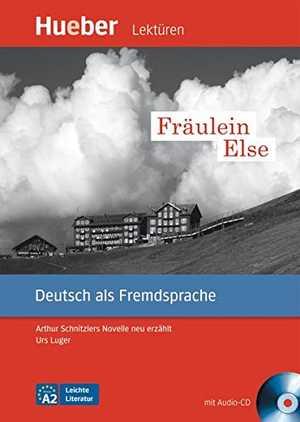 portada del libro fräulein else