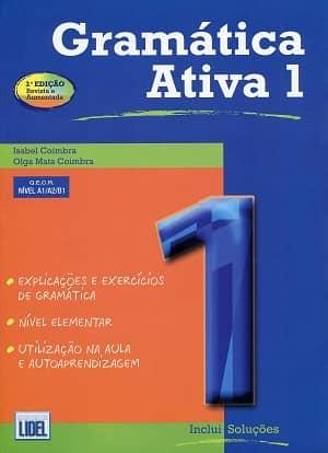 portada del libro gramática activa 1
