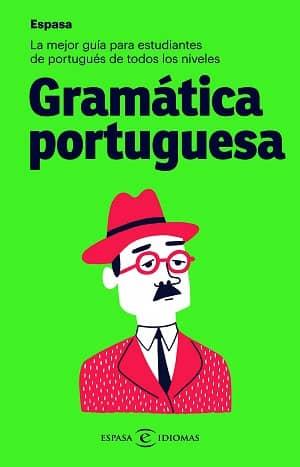 portada del libro gramática portuguesa