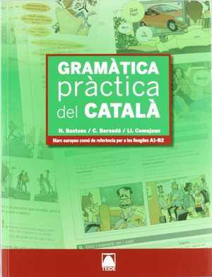portada del libro gramática práctica del catalá