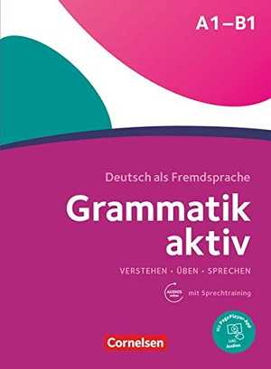 portada del libro grammatik aktiv