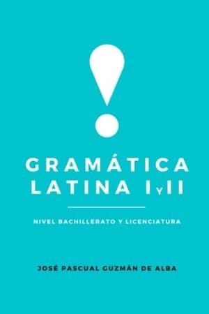 portada del libro gramática latina I y II
