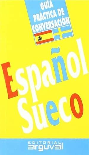portada del libro guía práctica de conversación español-sueco