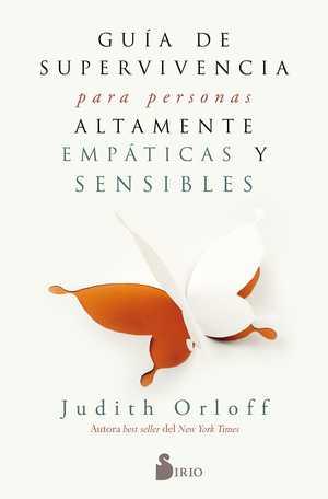 portada del libro guia de supervivencia para personas altamente empaticas y sensibles