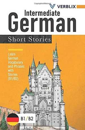 portada del libro intermediate german short stories