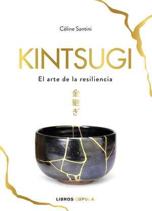 portada del libro kintsugi