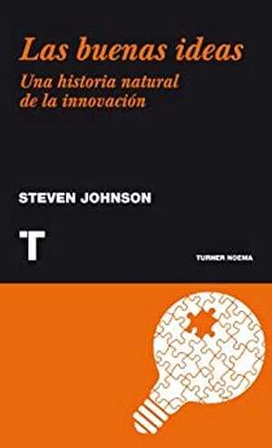 portada del libro las buenas ideas
