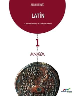 portada del libro Latín 1