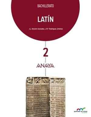 portada del libro latín 2