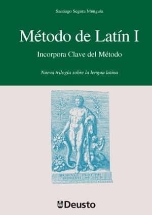 portada del libro método de Latín I