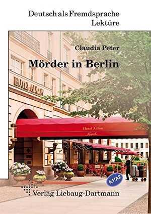 portada del libro morder in berlin