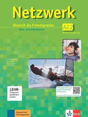 portada del libro netzwerk A2
