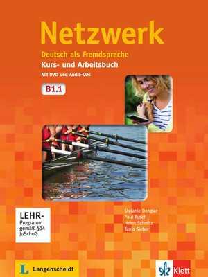 portada del libro netzwerk b1