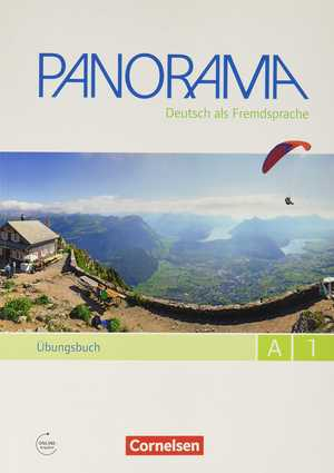 portada del libro panorama a1