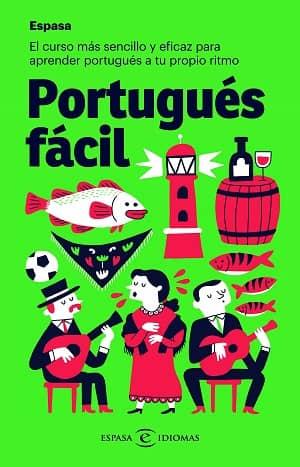 portada del libro portugués fácil
