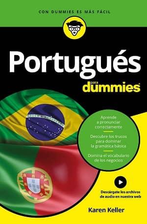 portada del libro portugués para dummies