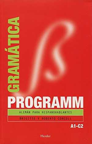 portada del libro programm a1-c2