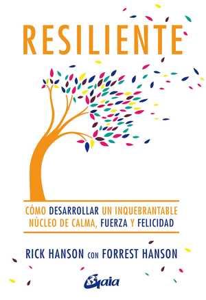 portada del libro resiliente