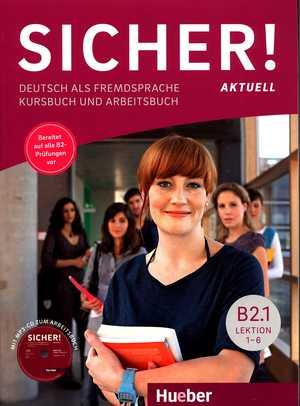 portada del libro sicher! aktuell B2