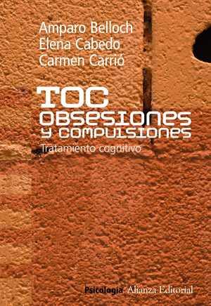 portada del libro toc obsesiones y compulsiones