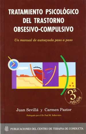 portada del libro tratamiento psicológico del trastorno obsesivo compulsivo