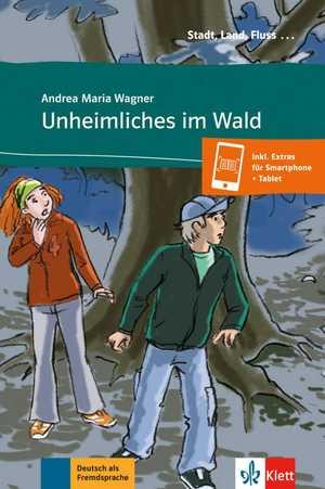 portada del libro Unheimliches im Wald