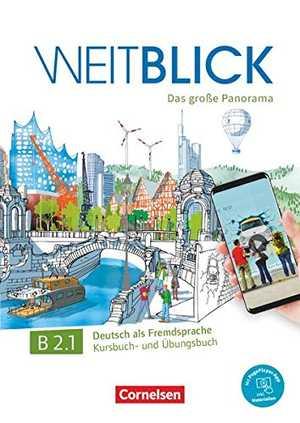 portada del libro weitblick B2