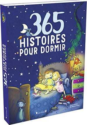 portada del libro 365 histories pour dormir dormir