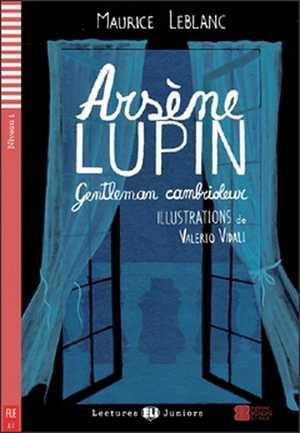 portada del libro arsene lupin gentleman cambrioleur