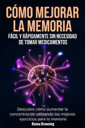 portada del libro como mejorar la memoria
