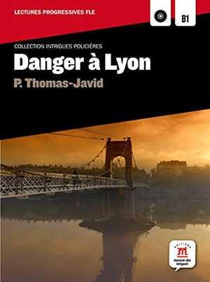 portada del libro danger a lyon