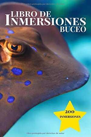 portada del libro de inmersiones buceo