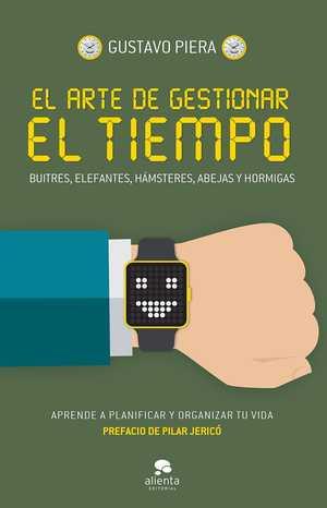 portada del libro el arte de gestionar el tiempo
