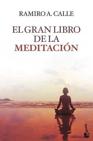 portada del libro el gran libro de la meditación