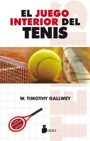 portada del libro el juego interior del tenis