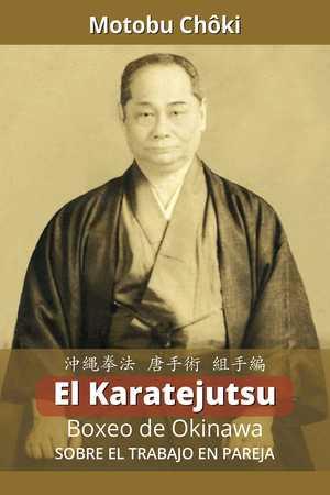 portada del libro el karatejut su boxeo de okinawa